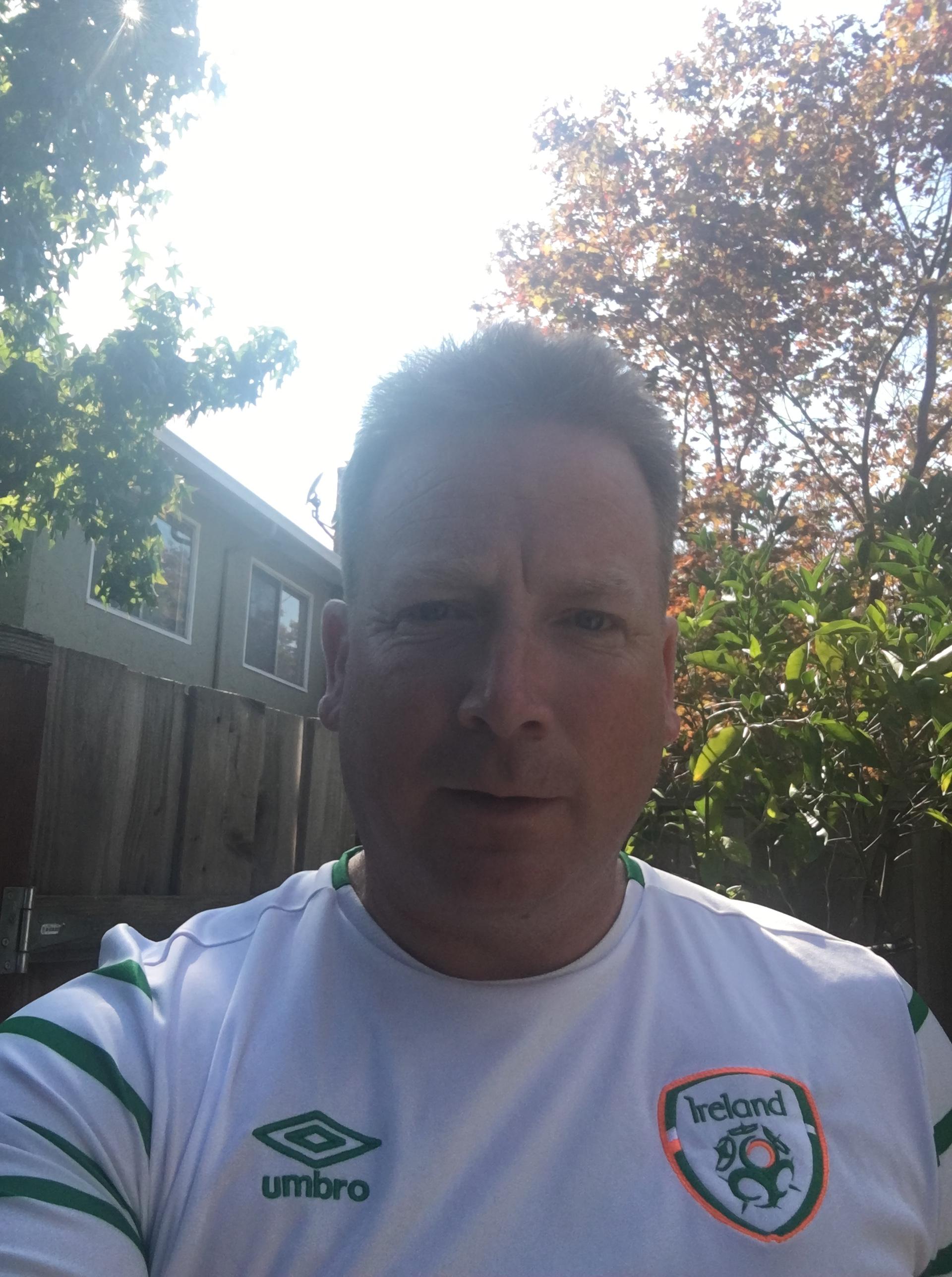 The Irish Guy